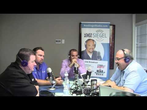 Ron Siegel Radio: Guests Donald Suxho, Steven Grein and Kurt Szalonek