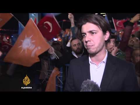 Turkey election: Ruling AK Party secures majority