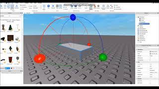 ROBLOX - Как создать свою карту/Что такое ROBLOX Studio и как им пользоваться?
