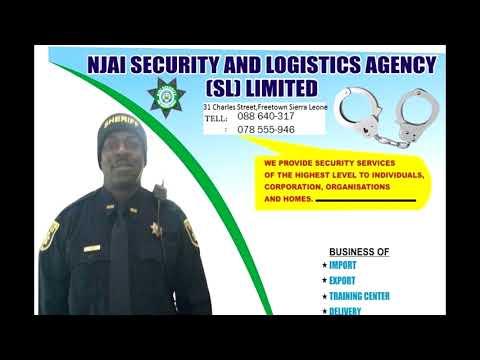 Njai Security and Logistics Agency Eng.
