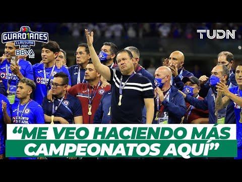 ¡ASEGURA MÁS CAMPEONATOS! Reynoso afirma que hará un equipo ganador de títulos | TUDN