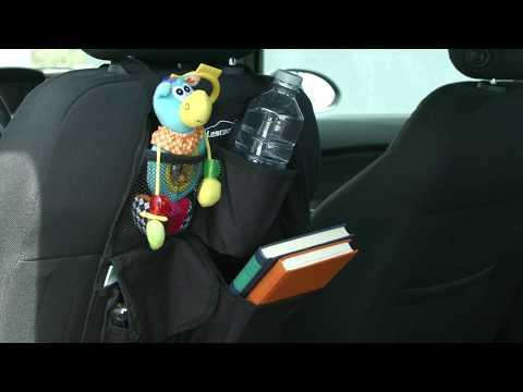 Back Seat KFZ Organizer mit Tablet Halter by yoosun, Auto