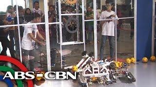 Public high school students, nagtagisan sa DOST robotics competition | Bandila