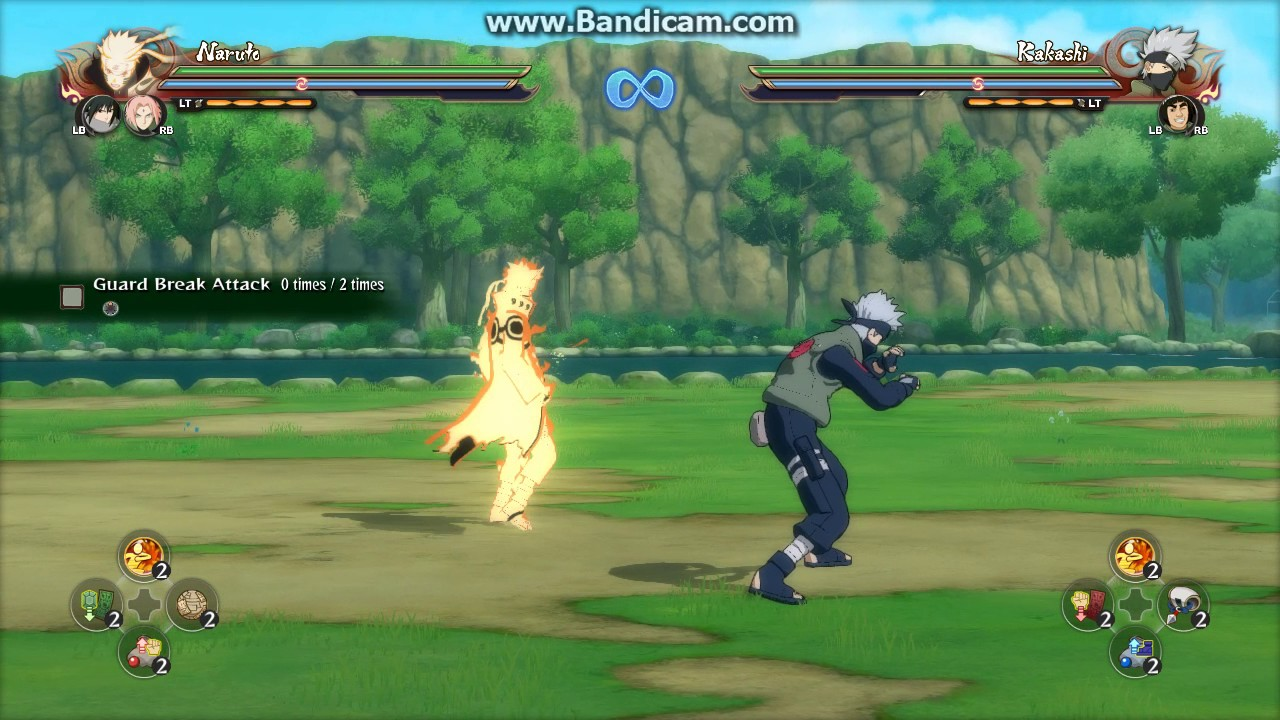Hướng dẫn chơi Naruto Shippude Ultimate ninja storm 4 với đầy đủ skill nhất.