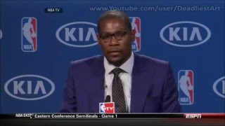 Repeat youtube video Kevin Durant 2013-14 MVP Speech