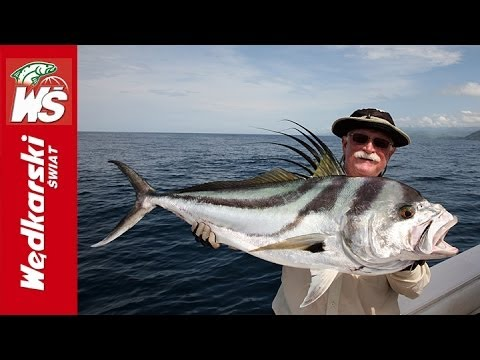 Panama Fishing-cz.2 -Tuna,Snapper,Rooster-Trolling,Popping,Jiging