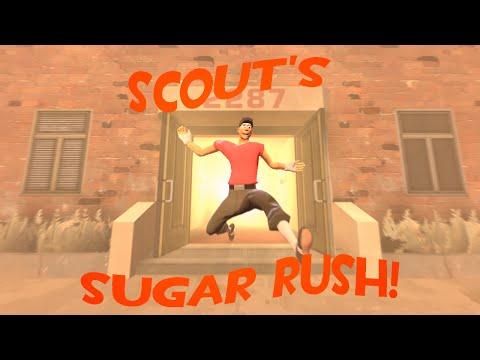 Scout's Sugar Rush [SFM]