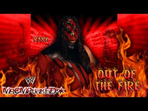 """WWE: Kane 2nd Theme """"Out Of The Fire"""" [CD Quality + Download Link]"""