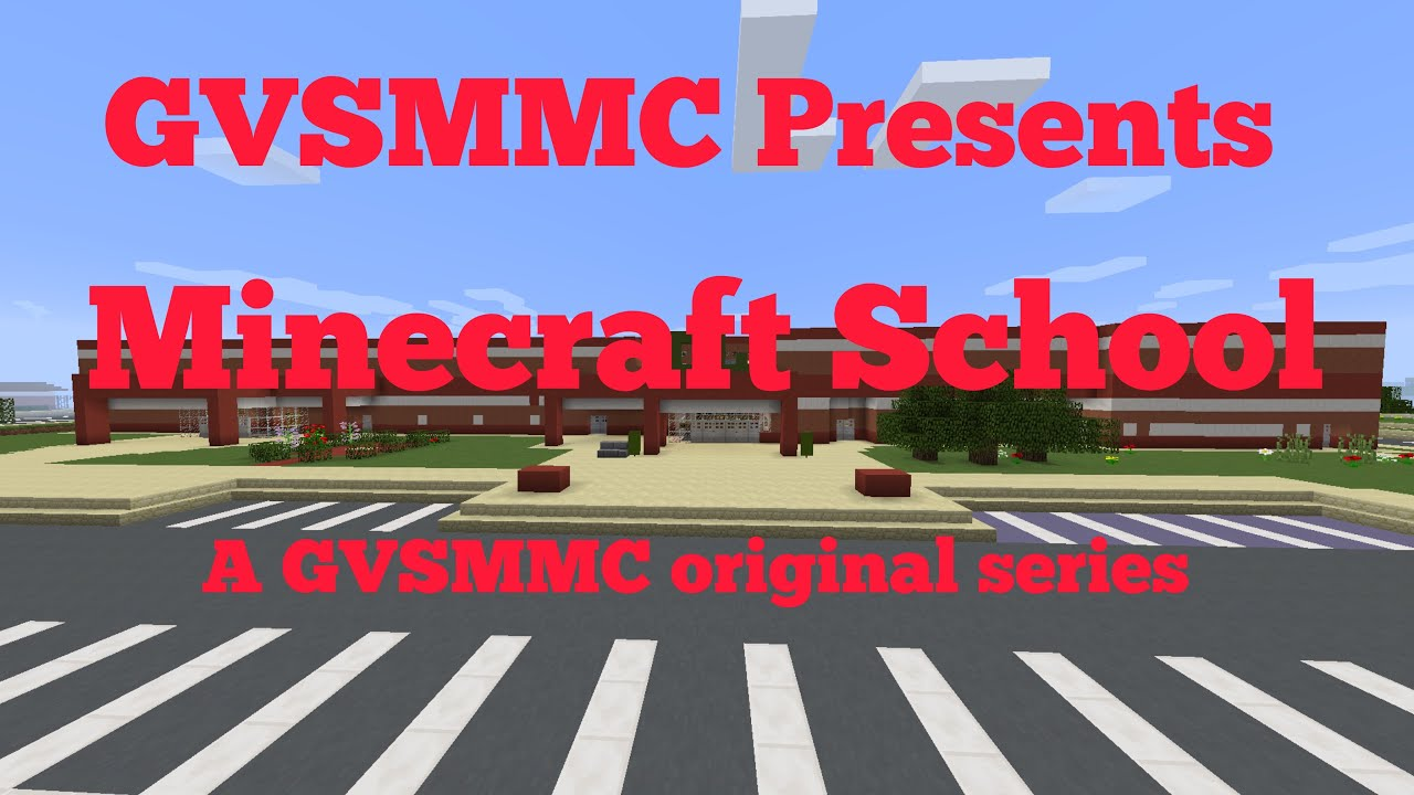 Minecraft School SN6E134 What's Happening?!