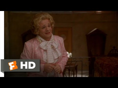 "The Birdcage (5/10) Movie CLIP - Val's ""Mother"" Comes to Dinner (1996) HD"