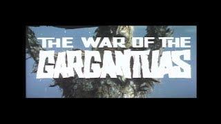 The War of the Gargantuas - English Export Trailer (Higher Quality)