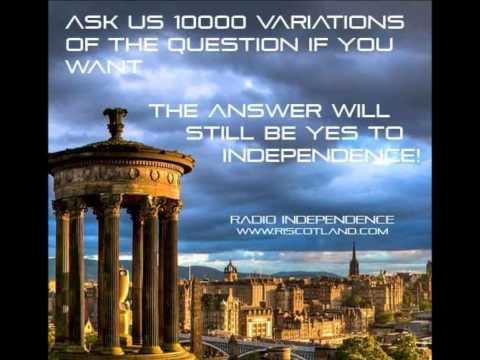 Alistair McDonald - Scotland Is Waking