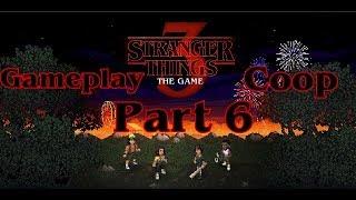 Stranger Things 3 The Game en duo coop l Part 6 l Les morts ne racontent pas d'histoires