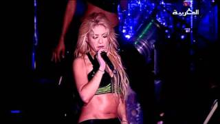Shakira - She Wolf / Live in Morocco 2011