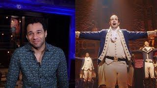 Corbin Bleu May Have Eyes on 'Hamilton' for Next Broadway Role thumbnail