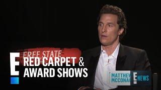 """Free State of Jones"" Cast Talks Filming ""Tough"" Flick | E! Red Carpet & Award Shows"