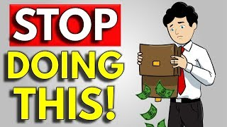 #1 Mistake Poor People Make  | How To Be Good With Your Money