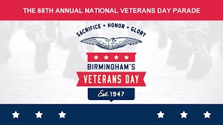 68th National Veterans Day Parade in Birmingham 2015