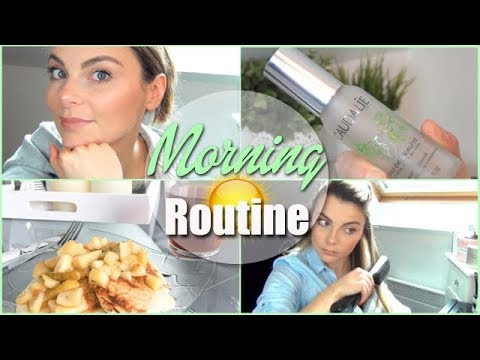 MORNING ROUTINE⎪Février 2018