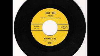 Duvals -  You Came To Me / Ooh Wee Baby - Rainbow 335 - 1956