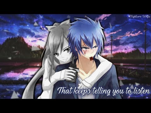 ✧Nightcore - Bad Things {Switching Vocals} (lyrics)