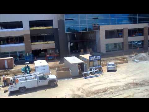 Omnicell Headquarters by South Bay Construction Time Lapse Video
