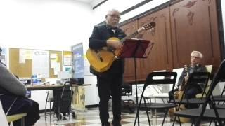NURIASOL Raimo laulaa saamansa laulun Näky