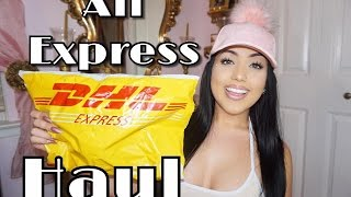 Ali Express Try on Haul #2