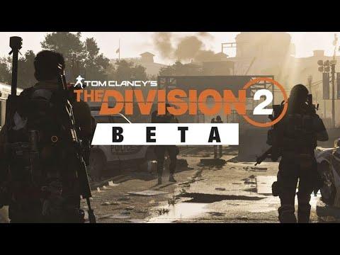 The Division 2 Private Beta Test