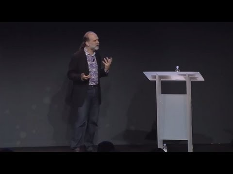 Trust, Security, and Society - Bruce Schneier at USI