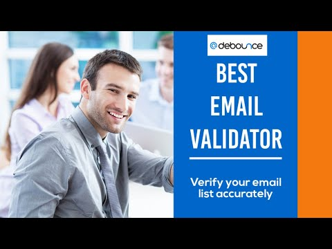 Email Marketing # 8 | Validate Email List  | Bulk Email Verification (Best Email Verifier)