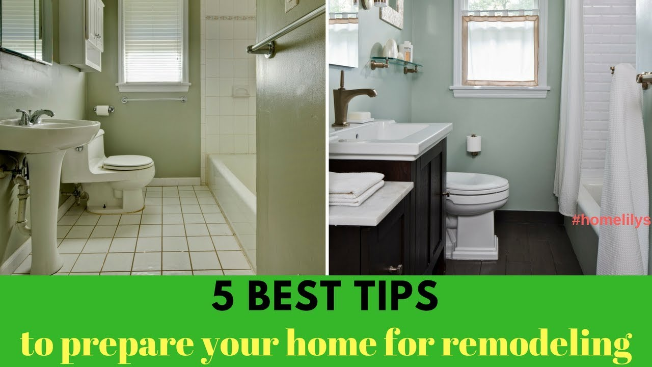 Remodeling An Old House On A Budget 5 Tips To Prepare Your