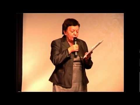 The development of human rights:  Nelly Krechetova at TEDxTomsk