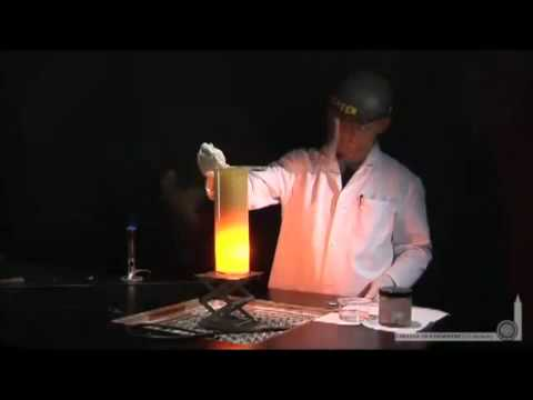 Chemical Demonstrations, Sodium Chloride Formation