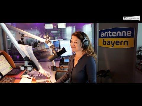 Hinter den Kulissen bei Antenne Bayern - Bayerns erfolgreichsten Radiosender