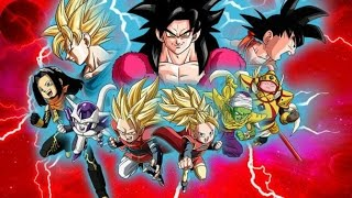 Dbz ttt Descarga new iso by team dragon ball heroes