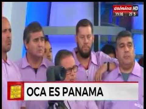 Crónica TV - 1 + 1 Santiago Cuneo - Conductor -OCA es Panamá