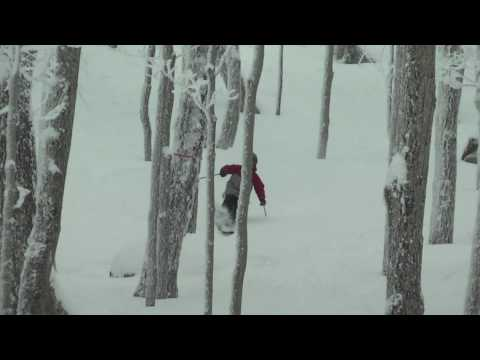 Bromley Mountain, Vermont - THE PLUNGE