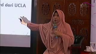 Menjadi Orang Tua Bijak di Era Milenia - dr. Aisah Dahlan