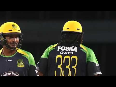 Greatest CPL Sixes