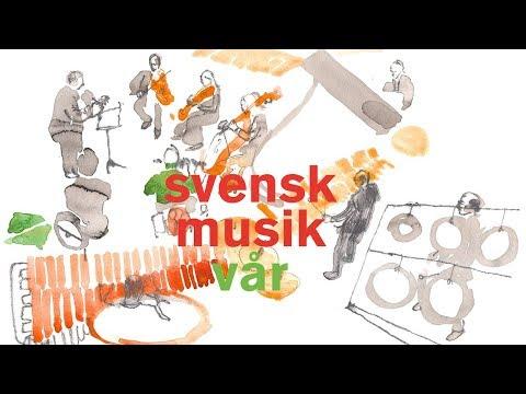 Svensk Musikvår 2019. Tors. 14:e Mars Kl. 18:00. Berwaldhallen. Invigning Av Svensk Musikvår 2019