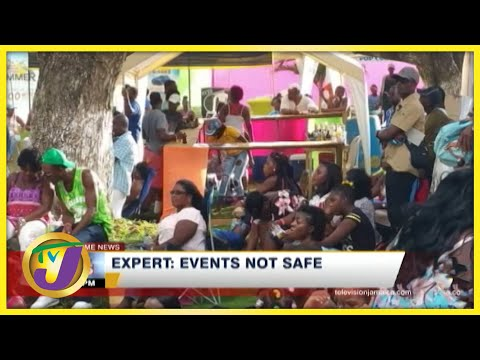 Medical Experts Reopening Concerns | Events Not Safe | TVJ News - July 1 2021