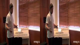 mmag.ru: Roland DP-90 3D video presentation