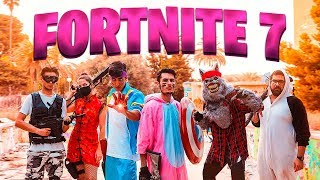 FORTNITE - PERSONAJES EN LA VIDA REAL 7