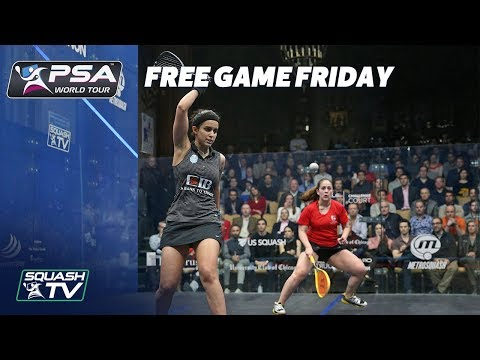 Squash: Free Game Friday - El Tayeb v Evans - Windy City Open 2018