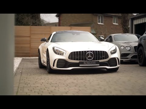 2018 mercedes amg gt r for sale beast of the green hell youtube. Black Bedroom Furniture Sets. Home Design Ideas
