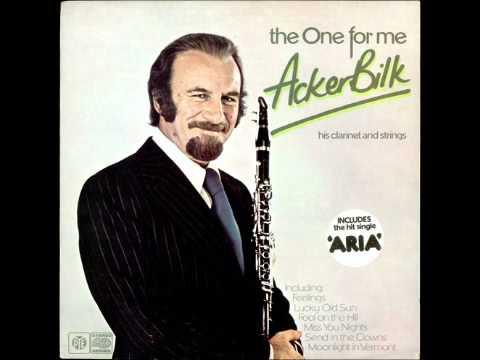 Aria - Acker Bilk