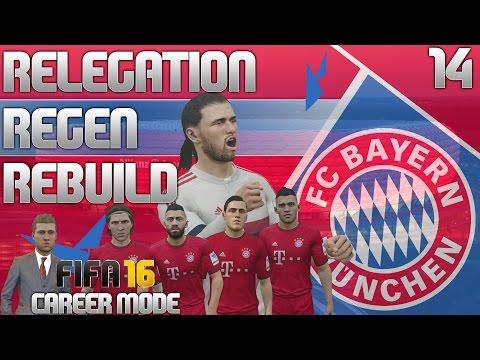 FIFA 16 Bayern Munich Career Mode - RRR - E14