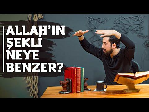 Allah'ın Şekli Neye Benzer ? Duyduklarına İnanamayacaksın - Mehmet Yıldız