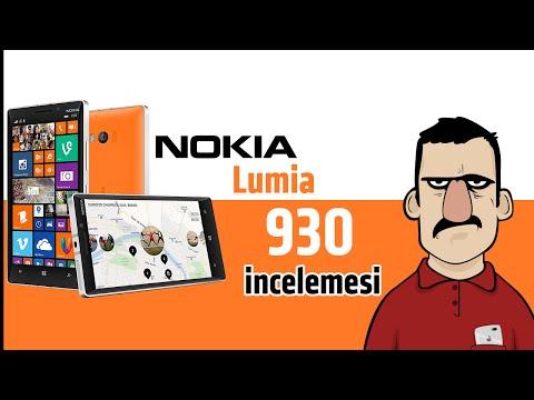 Nokia Lumia 930 İncelemesi - Teknolojiye Atarlanan Adam